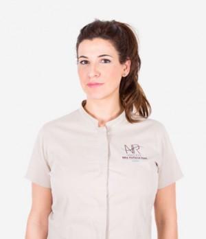 Lídia Morales miembro del equipo de la clínica de medicina estética INR en Barcelona