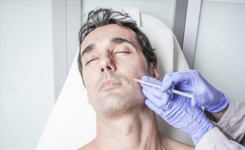 Tratamiento de arrugas de los labios en el centro de medicina estética de Barcelona