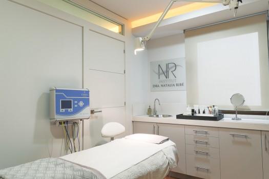 Consulta Ribé medicina estética en Barcelona