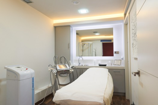 Consulta Dra.Ribé medicina estética en Barcelona