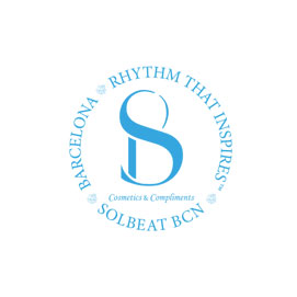Logotipo de la marca Solbeat Bcn, Rhythm That Inspires