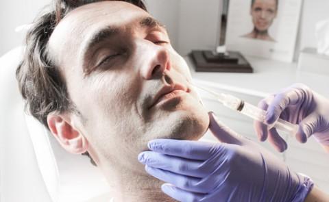 Tratamiento facial para eliminar los surcos nasogenianos