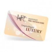 Targeta Regalo Luxury Institut Dra.Natalia Ribé