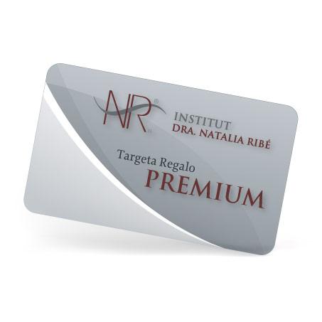 Targeta Regalo Premium Institut Dra.Natalia Ribé