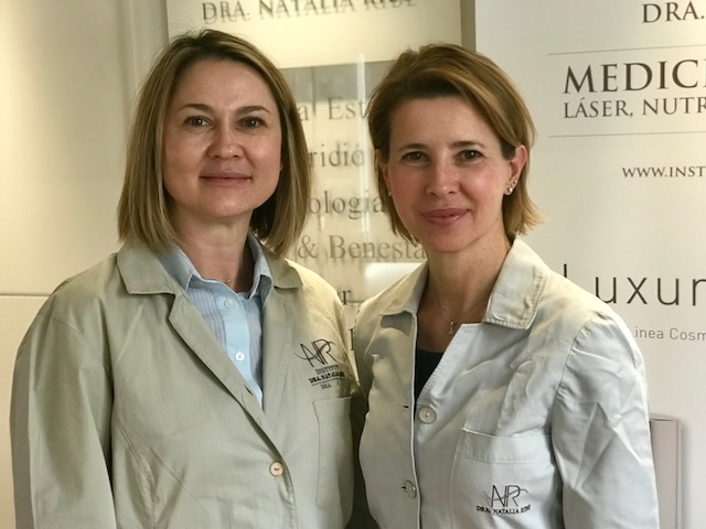 Doctora Lidia Lazareva