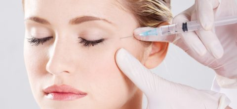 eliminar las arrugas con toxina botulínica
