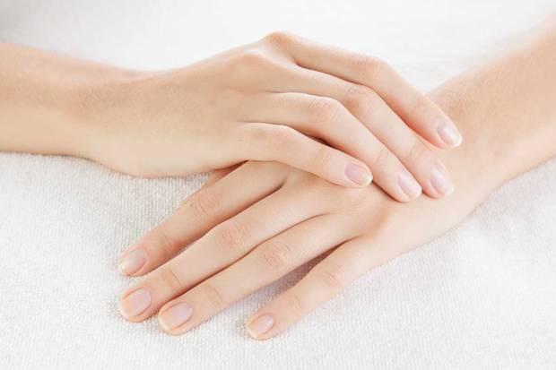 tener unas manos perfectas