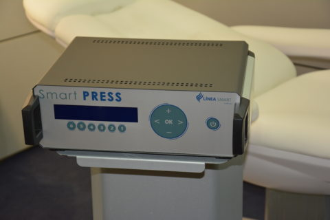 Smart Press Tratamiento presoterapia