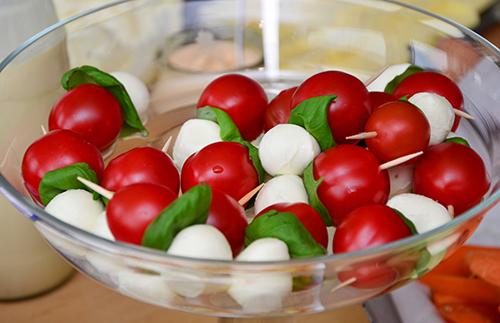 snacks healthy para el verano