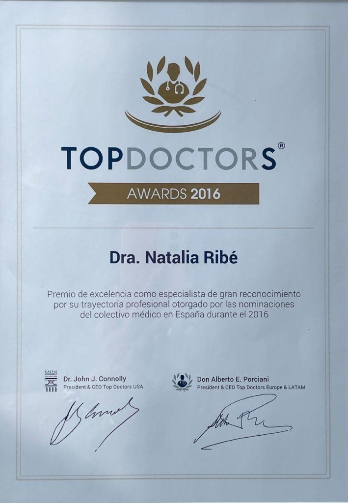 Top Doctors Awards